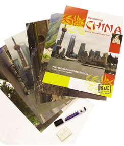China Photo interpretation kit