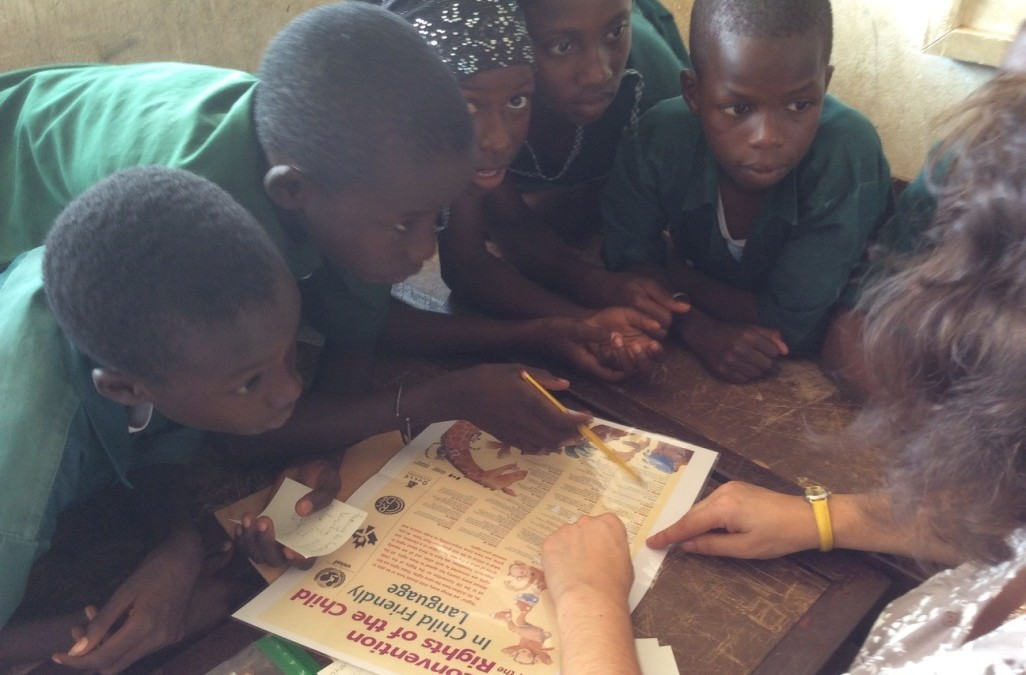 Study Visit to The Gambia