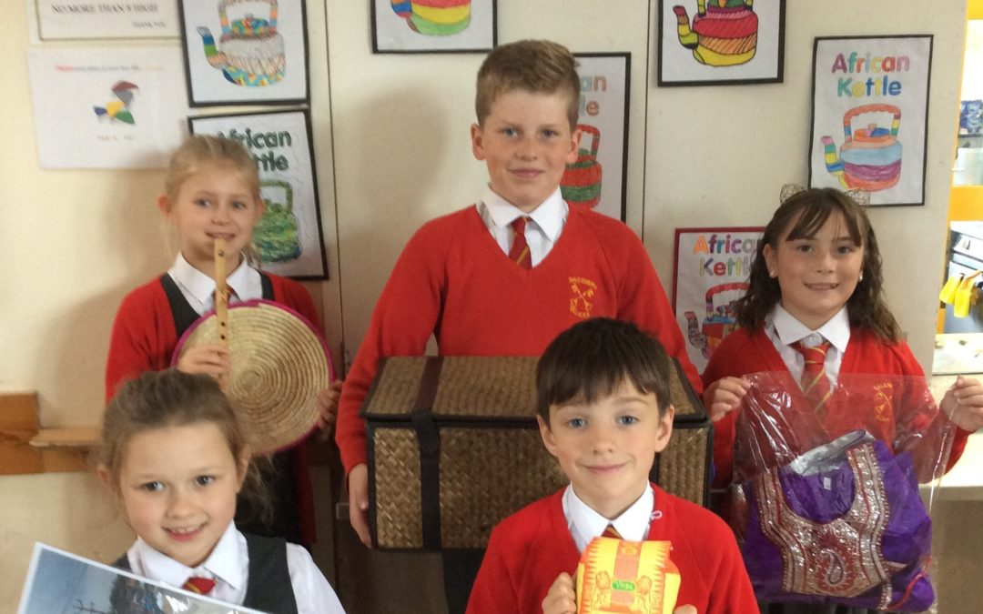 'Create an African Kettle Display' competition winners!