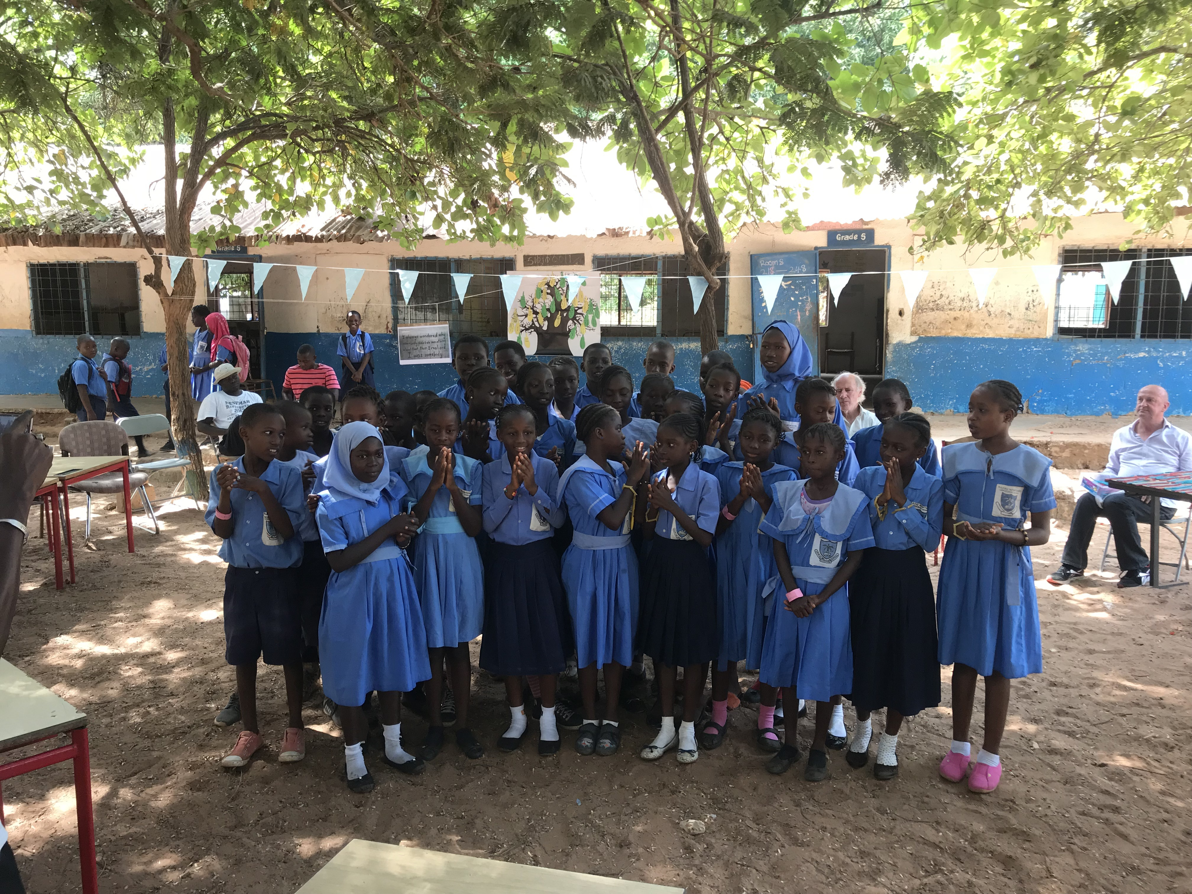The B&C Gambian Study Visit Impressions – Claudine Chapman