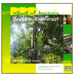 Images of Amazonia The Brazilian Rainforest CD