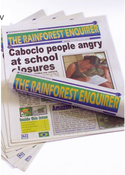 The Rainforest Enquirer (15 copies)