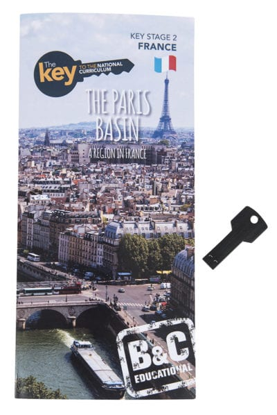 The Paris Basin - Primary-School-Resources
